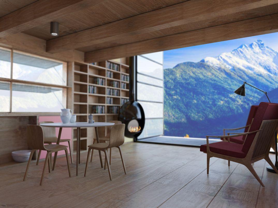 The Wood House I
