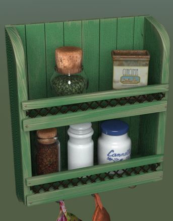 Spice Holder CS2