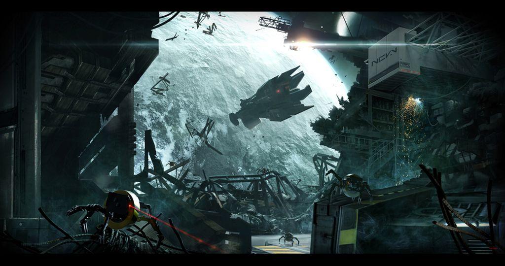 site 2NCW SPACE EXPLORATION DEF