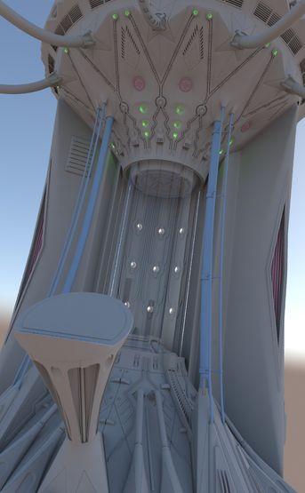 Cisterna Iperboloica