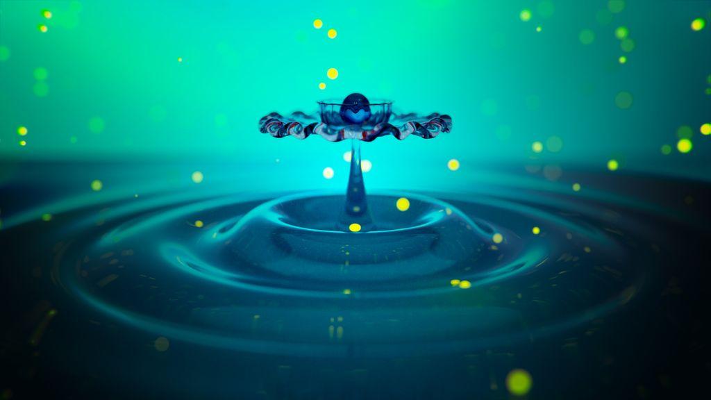 Esplosioni d'acqua