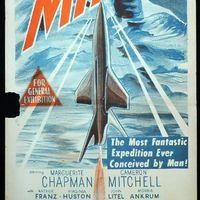 Flight to Mars 1951...2018