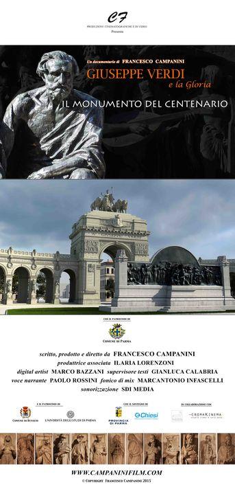 Giuseppe Verdi e la Gloria  il Monumento del centenario