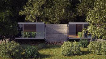 TEA HOUSE (Swatt Miers Architects)