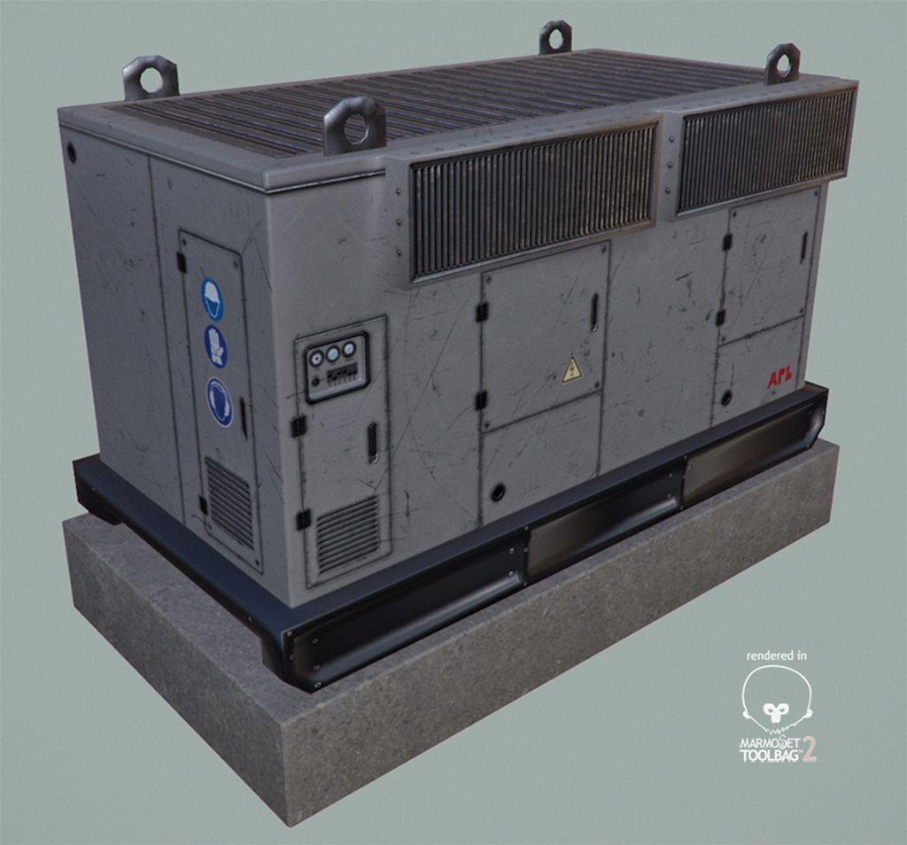 Inverter station