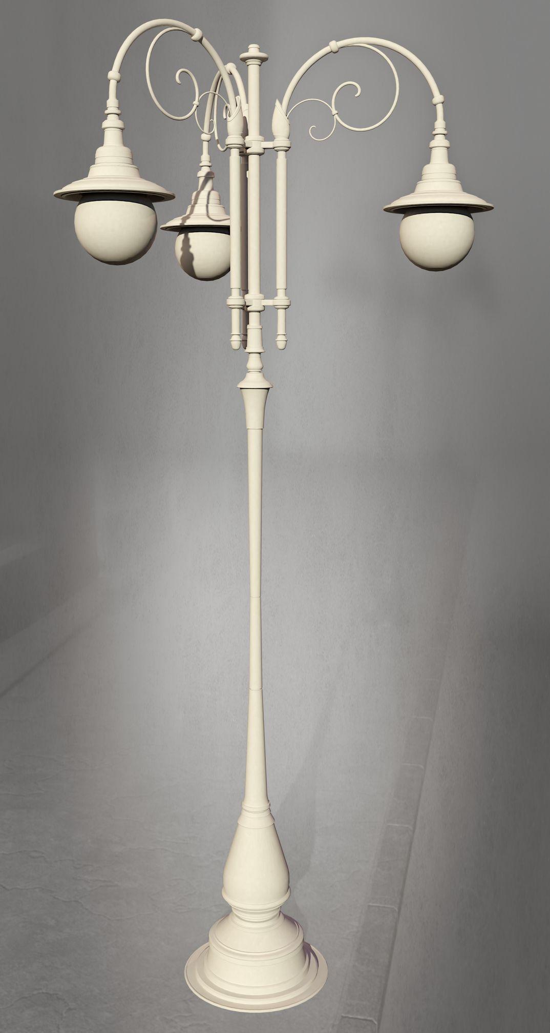 Lampione Vittoriano