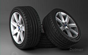 BMW 318 CI / Ruote
