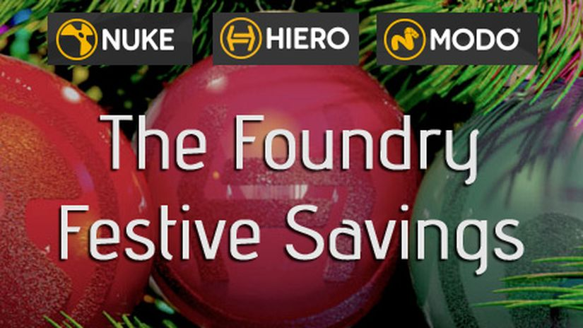 The Foundry Festive Savings