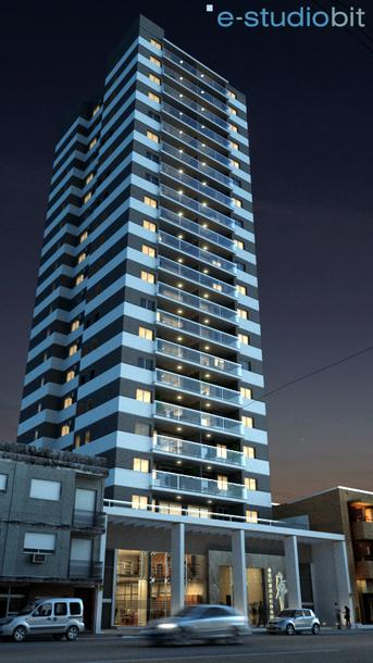 Exterior Building Renders