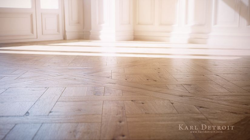 4K Materials: Wood Flooring Vol.01 da scaricare gratuitamente