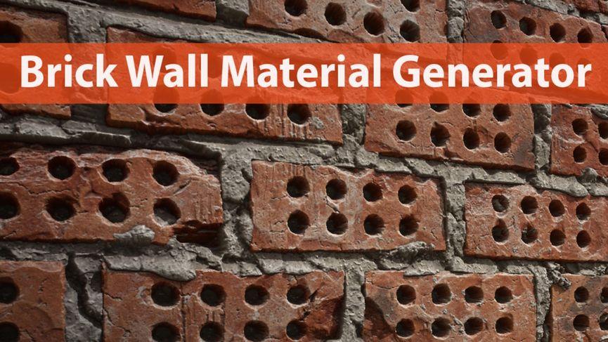 Brick Wall Generator