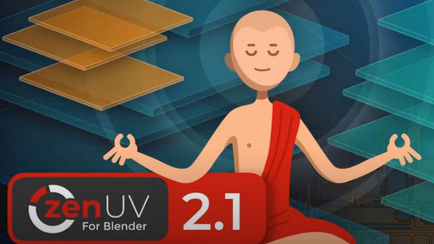 Zen UV per Blender
