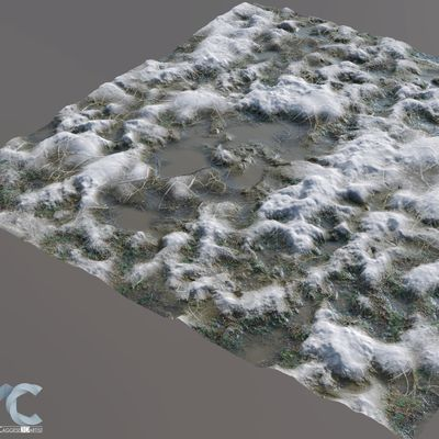 Terrain Materials