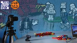 Tecniche di stop-motion con i mattoncini LEGO