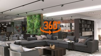 Virtual showroom 360°