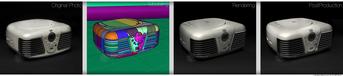 Trevi Radio Modellazione+Render