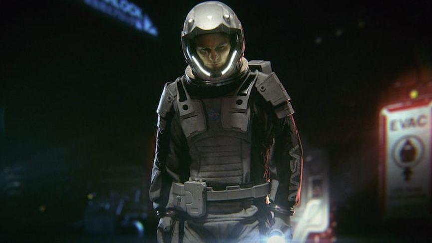 Astronaut Character: scena 3D da scaricare gratuitamente