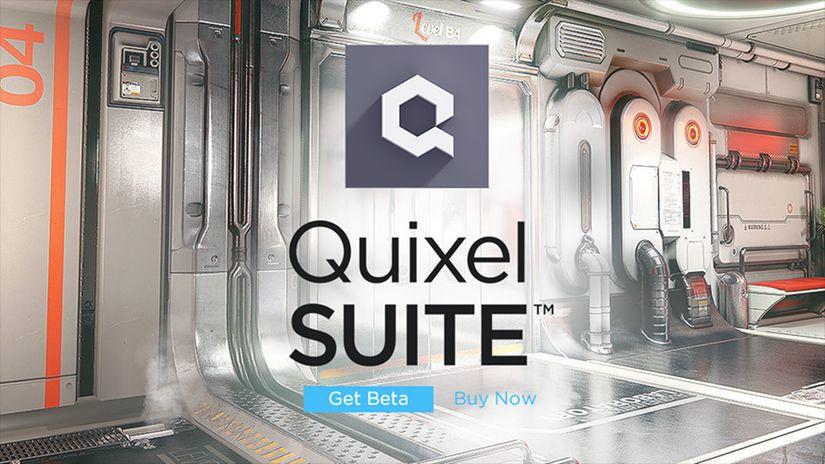 Quixel Suite: Open Berta