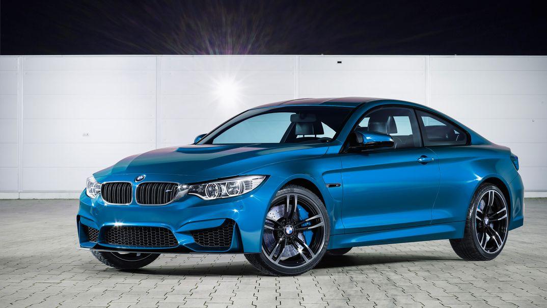 BMW M4  - Automotive render