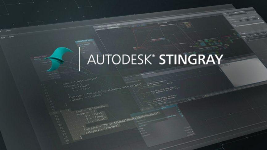 Autodesk Stingray 1.2