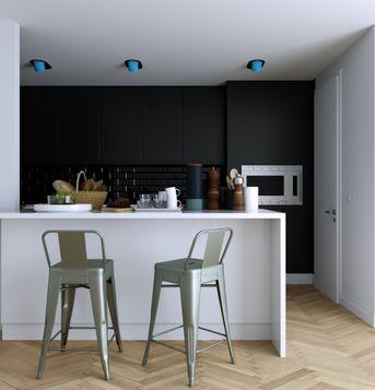 Kitchen Black&White