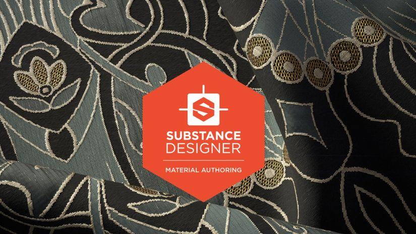 Allegorithmic aggiorna Substance Designer 2019