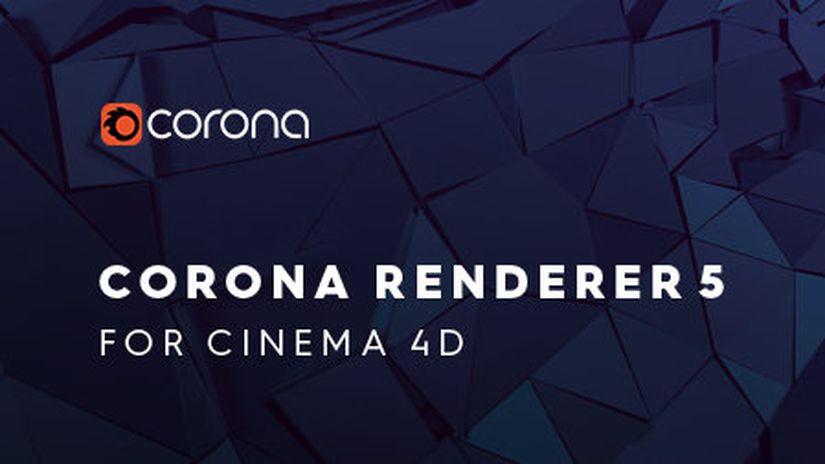 Corona Renderer 5 per Cinema 4D