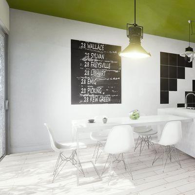 Archviz minimal interior