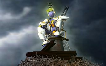 Il Dio Robot