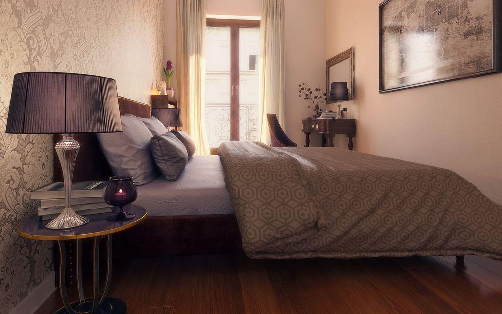 Camera da letto - Vračar - Cпаваћa собa