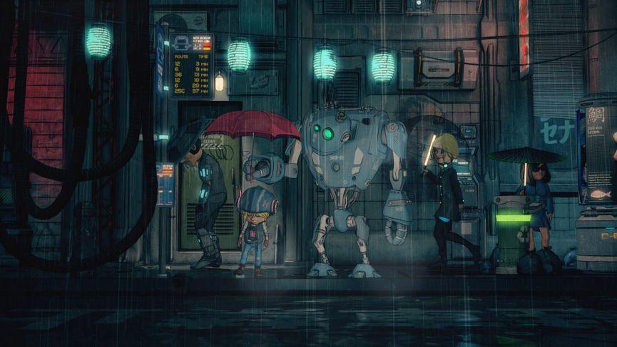 Il robot ti proteggerà: pronto il cortometraggio