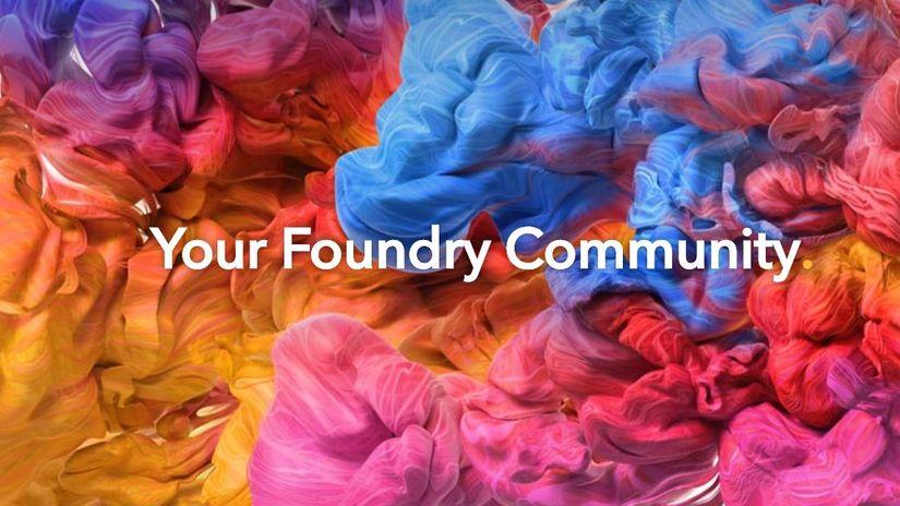 The Foundry diventa... Foundry!
