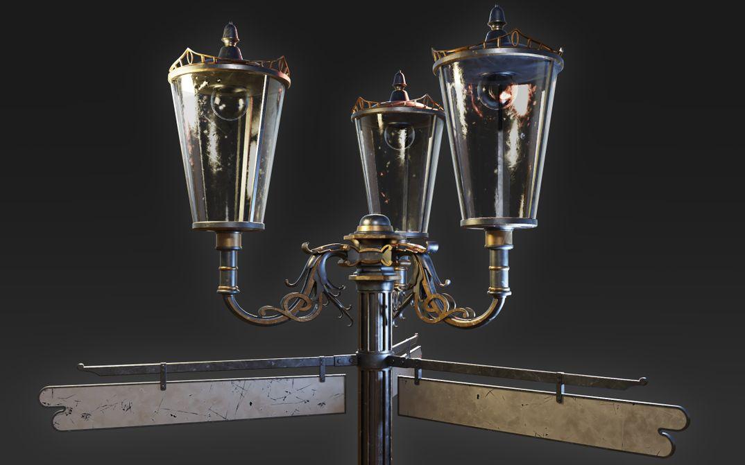Lampione Vittoriano #2