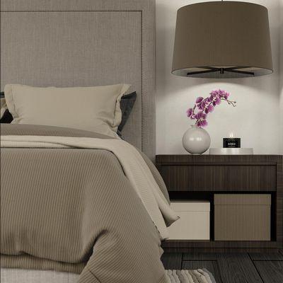 Bedroom RH detail render Corona
