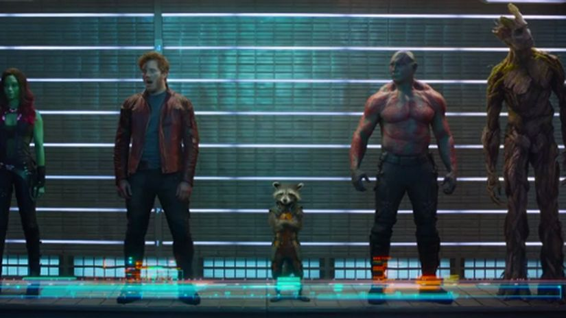 Guardians Of The Galaxy - Teaser Trailer Italiano Ufficiale | HD