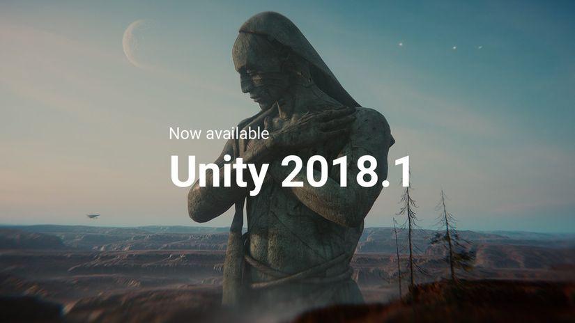 Unity 2018.1