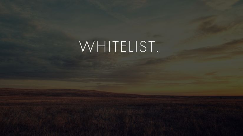 WhiteList - la piattaforma collaborativa per il video content
