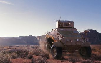 Light Armoured Patrol