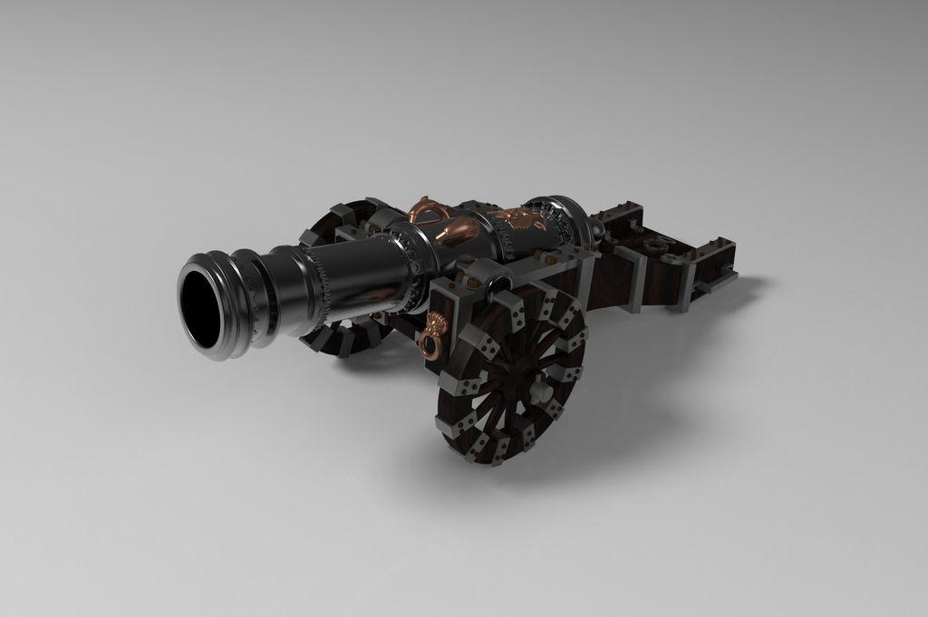 Imperial cannon Warhammer fantasy