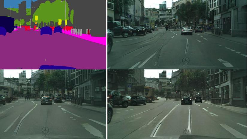 Nvidia -  prima demo con grafica AI-generata