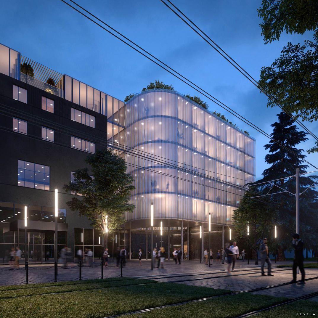New office headquarters in Odessa_Ukraine for Wip