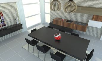 LAGGO furniture modelated by IDunic