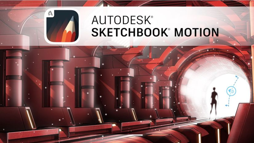 Autodesk Sketchbook Motion