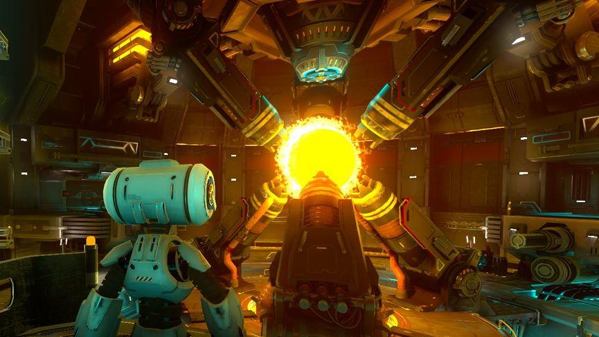 Godot 3.3: motore di gioco open source
