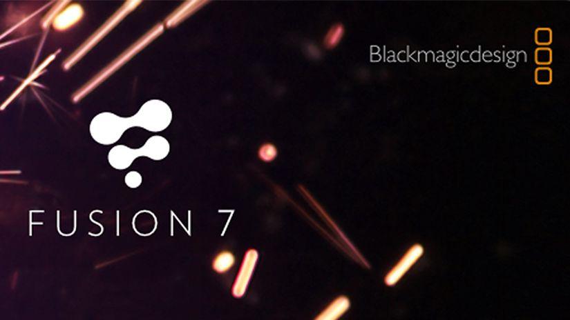 Blackmagic Design Fusion 7 - Studio Version and Free