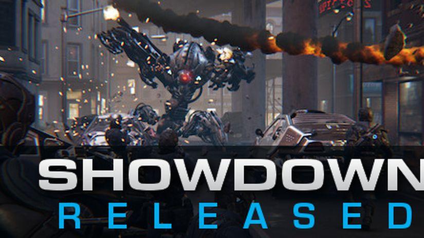 Unreal Engine - Showdown