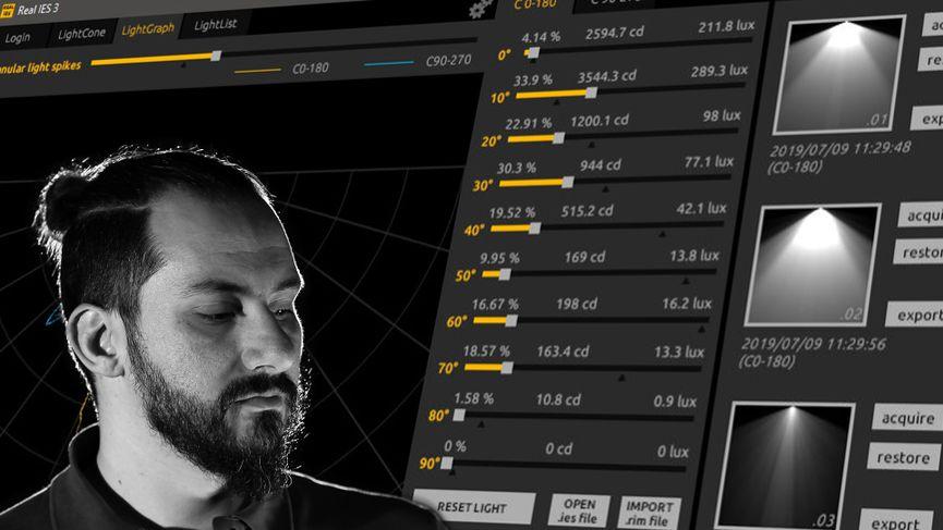 Intervista a Luca Deriu - sviluppatore di Real IES e Real HDR