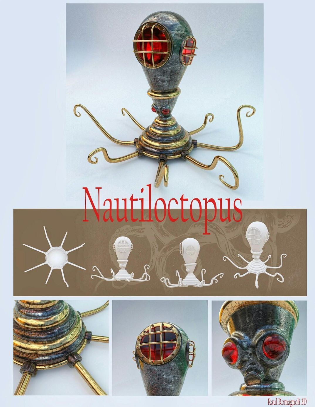 Nautiloctopus