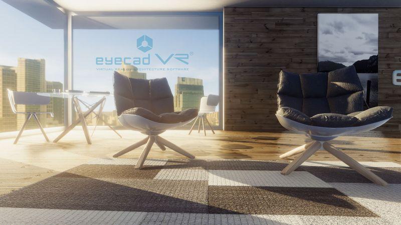 Eyecad VR - Dal BIM alla Realtà Virtuale
