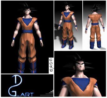 Arriva Goku :)